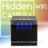 Vitevision Desk Clock wifi wireless Night Vision all types Hidden camera with Long Time Recording