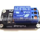 5V 1 Channel Relay Module Shield for Arduino ARM PIC AVR DSP SRD-05VDC-SL-C