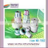 Jinhua stock lot thermal paper roll supplier