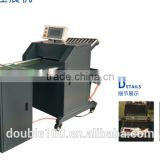 china factory hot sale automatic creasing and folding machine with feeder
