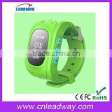 2015 new hottest kids gps watch with SOS bluetooth- two way communication