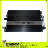Car Auto AC Condenser Transmission Cooler and Dryer transmission Oil Cooler For Dodge Caliber Jeep Compass 68078975AA