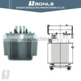 SZ9 series 10KV electrical Three phase On-load Regulation power distribution transformer