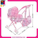 High Quality ABS Material Good Baby Doll Stroller With Bag