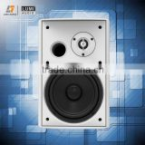 High quality PA amplified Wall Mounted speakers 40 watts