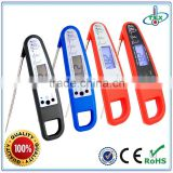 Fast read 110mm bbq smoker meat thermometer,cooking thermometer with probe,high quality wireless food thermometer