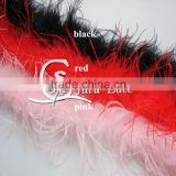 2yds a strip Selected top quality peacock feather, Wedding Feather Boa Party Home Decoration accessories ribbon