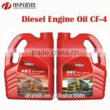 Diesel Fuel Motor Oil Lubricant Engine Oil Wholesale SAE 20w50 Lubricating Oil