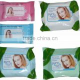 makeup removal wet wipes, facial tissue, CE certification, China manufacturer, OEM offered