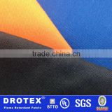 180g Durable Thermal Stability Antistatic Fireproof Meta Aramid Para Aramid Fabric for Firechief Coverall