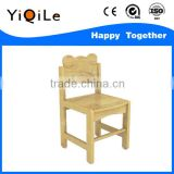 Modern styles cheap school wooden chairs for children