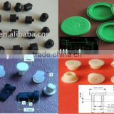 small silicone rubber stopper / rubber plug rubber stopper silicone rubber waterproof dustproof hole plug