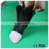 Hot Sale Wholesale Nylon Compression Sport Men's Foot Sleeves/Sport Compression Ankle Foot Sleeves for Plantar Fasciitis Socks
