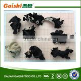 Chinese dried black fungus mushroom