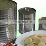 Canned chestnuts water