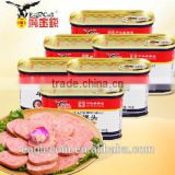 Hot selling High Quality China Manufacture Canned Pork Luncheon Meant canned food canned meat