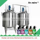 Economic type antibacterial hand wash liquid soap production line