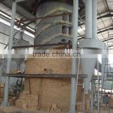 easy operation gypsum powder making machine