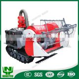 Factory Direct Combine Harvesters Mini Combine Harvester Manufacturers Chinese OEM Rice Harvesting Machine 15HP 4LZ-0.8