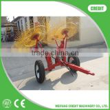 FOR WHOLESALE TRACTOR MOUNTED FOLDING WHEEL ROTARY HAY RAKE