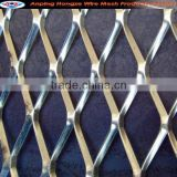 Aluminium Expanded Metal Mesh/Stainless Steel Metal Mesh/Galvanized Steel Metal Mesh(Sheets) (ISO9001 factory )