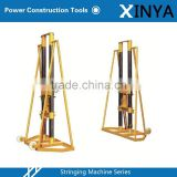15T-20T Professional Cable Reel Stand,High Performance Cable Drum Stand,Cable Jack Stand