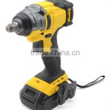 18V Lithium Ion Brushless Impact Wrench/18V li-ion wrench/Samsung battery cordless impact wrench