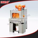 Professional High Efficiency commercial passion fruit juice machine/used juice making machine