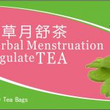 Chinese Herbal Menstruation Regulate Tea bag