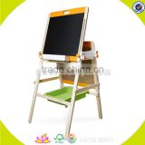 wholesale high quality wooden small blackboard fashion kids wooden small blackboard W12B058