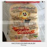Chinese traditional hanging sugar rice cracker