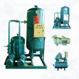 Medical Gas Pipeline System Gas Source Equipment of Vacuum: Medical Vacuum Plant with Water-Ring Vacuum Pumps