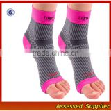 ZT-S90/OEM Ankle Brace Compression Support Foot Compression Sock Sleeve for Athletics/Custom sport Injury recovery ankle sleeve