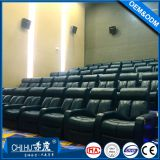 Power recliner home theatre sofa,high quality vip cinema seating,genuine leather movie theater sofa