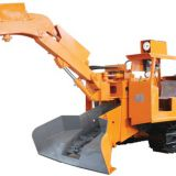 crawler mining loader
