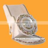 Decorative Marble Mobile Stand Watch