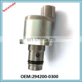 Auto parts Fuel pressure Suction Control Valve SCV for OEM 294200-0300 2942000300