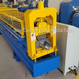 Popular CNC Colored Steel Gutter Making Machine