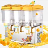 SHIPULE Commercial Fast Food Restaurant Use Juice Dispenser Hot Sale Stainless Steel Orange juice machine