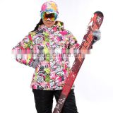 Adults Age Group and Winte Season Women Skiing Jacket 2015                                                                         Quality Choice