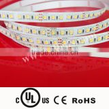 UL listed color temparetue adjustable CRI90 SMD 3528 led strips with 2 chips in 1 led, 2500-6000K CRI98