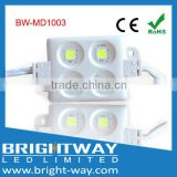 SMD3528 SMD LED Module,4pcs Waterproof IP68 (Injection Mold 5050/5630)( CE&RoHS Compliant)