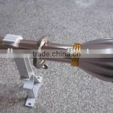 28mm diameter Aluminum Alloy curtain Poles/ Rod