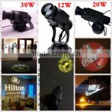 new popular 30w spotlight gobo projector light logo stage spot light