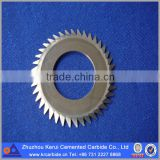 tungsten carbide cutter blades for PCB circuit board