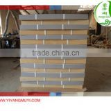 plastic holder bed slats reinforced bed slat