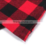 100% Cotton Waterproof Plaid Flannel Fabric for Shirt                                                                         Quality Choice