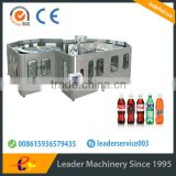 Leader professional encapsulating machine for carbonated drinks