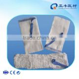 100% cotton high absorbency surgical medical lap sponges/laparotomy sponge/lap pad/ABD pad sterile and non-sterile