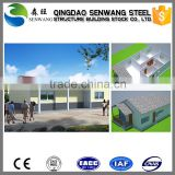 Bright Light beautiful Prefabricated Light Steel Framing Prefab House